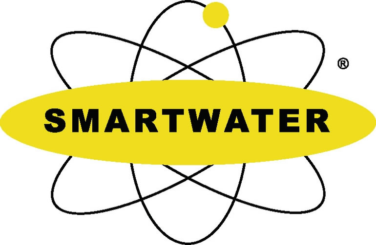 Smart Water Logo Smart Water Identifies Stolen
